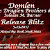 Release Blitz - Domlen (The Draglen Brothers #6) by Solease M. Barner