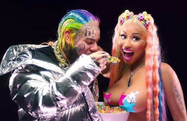 6ix9ine & Nicki Minaj – TROLLZ (Official Video/Mp4 Download)