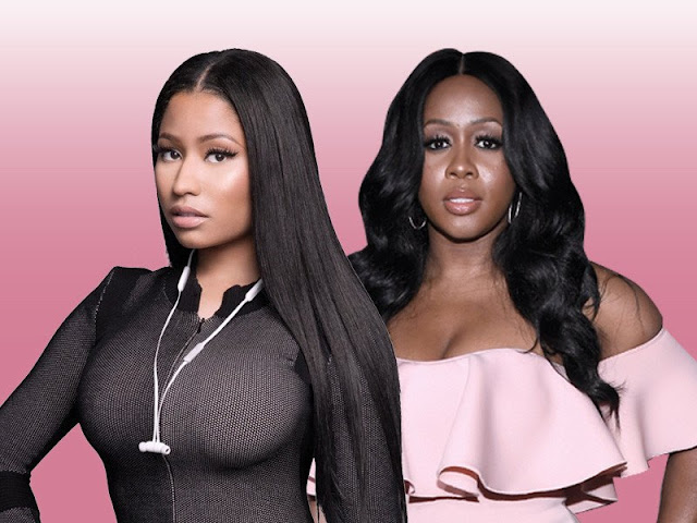 Nicki Minaj Throws Her Own Shade On Remy Ma At Hot 107.9 Birthday Bash Concert