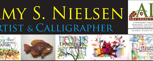 Introduction to Calligraphy Workshop at The Figge in January!