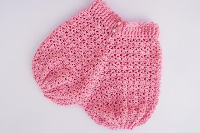 Crochet Imagen Pantalones bombachos a crochet y ganchillo por Majovel Crochet