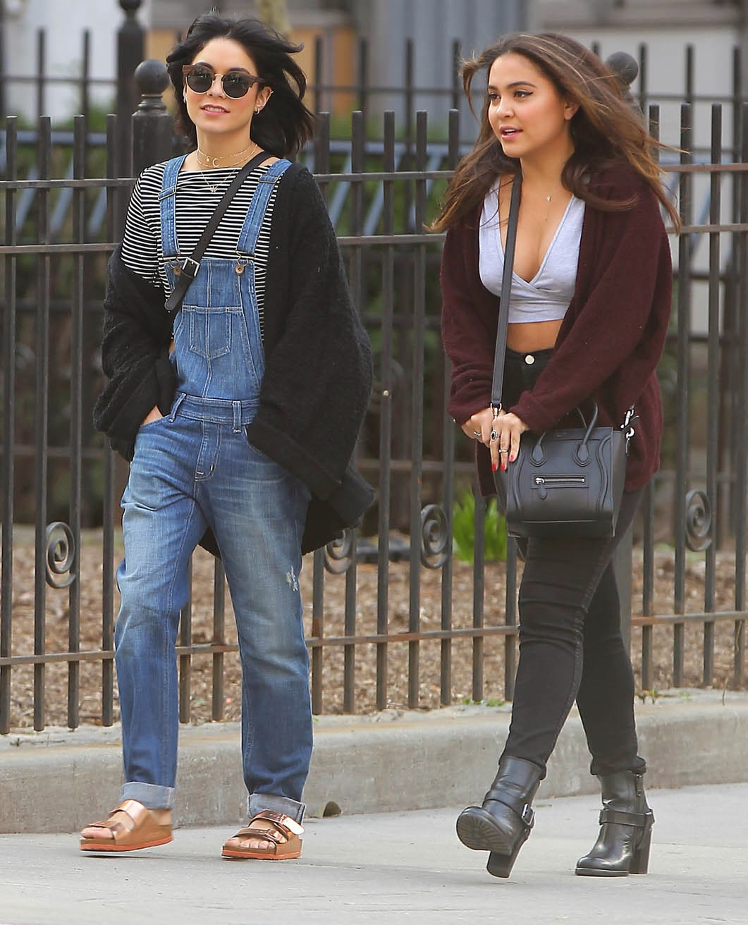 Vanessa Hudgens and Her Sister Stella Hudgens Are Not So Cute Anymore
