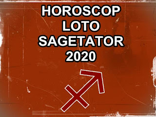 sagetator horoscop numere loto 2020