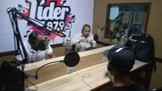 Programa Diário Esportivo da Rádio Líder FM de Cristalina