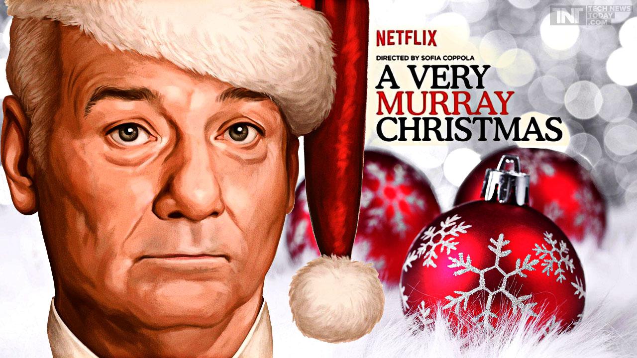 Murray Christmas.25 Days Of Christmas A Very Murray Christmas Merc With A