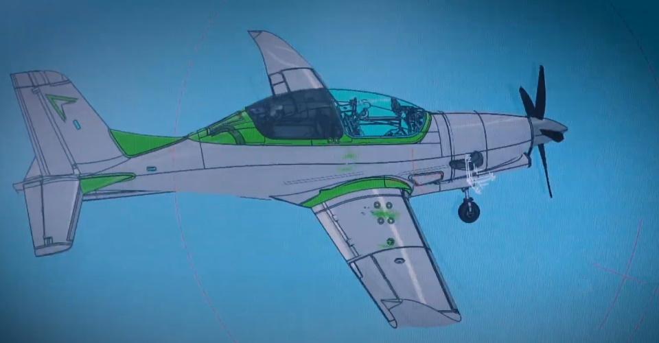 літака ТА-20