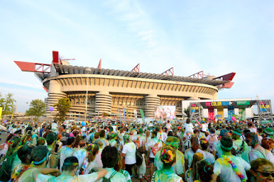THE COLOR RUN BY UNITED COLORS OF BENETTON SAN SIRO