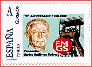 filatelia, sello, tu sello, personalizado, fundación, Marino Gutiérrez