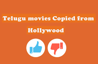 List of Telugu movies Copied from Hollywood & Other Languages