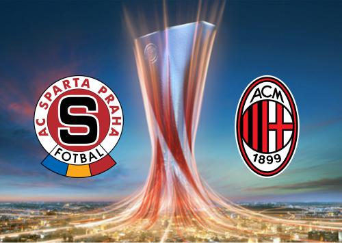 Sparta Praha vs Milan -Highlights 10 December 2020