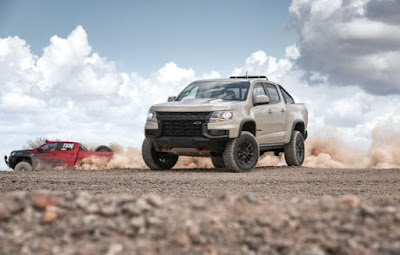 2021 Chevrolet Colorado Review, Specs, Price