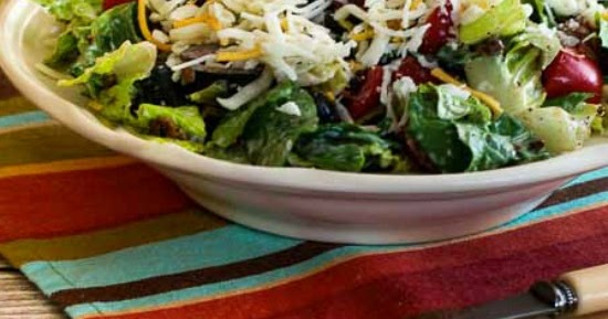 Kalyn's Kitchen®: Kalyn's Perfect Taco Salad