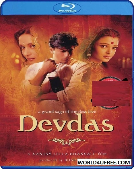 Devdas 2002 Hindi BluRay 450mb 480p