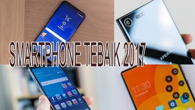 5 SMARTPHONE TERBAIK 2017