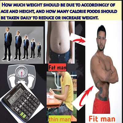 Weight Loss Calculator and Complete Information About Your Health,weight loss tips