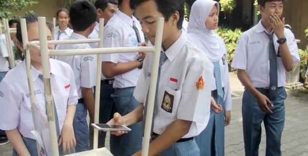 Peran Serta dalam Organisasi di Sekolah