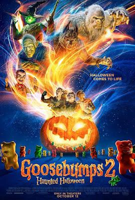 123MOVIE Watch Movie Goosebumps 2: Haunted Halloween (2018) Full Movie HD