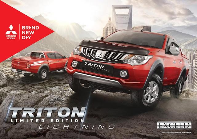 Mitsubishi Triton Lightning