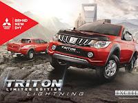 Mitsubishi Triton Lightning, Lebih Berkelas