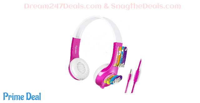 55% OFF Kids Headphones On-Ear Headphones
