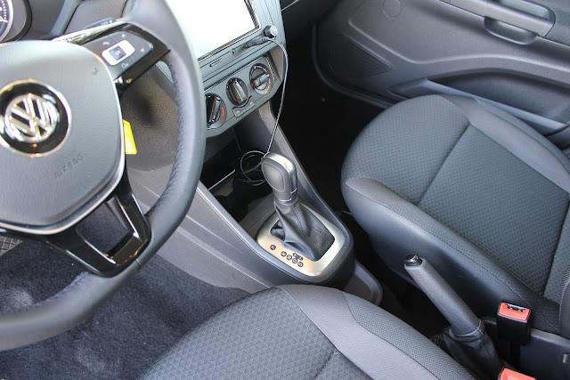 Novo Gol Automático 2019 - interior - console central