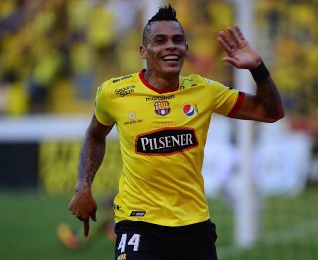 Jonathan Alvez vuelve a Barcelona de Ecuador