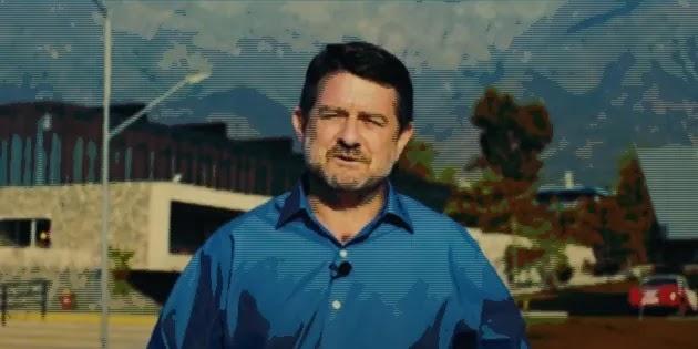 Claudio Orrego, Elite, Gobernador