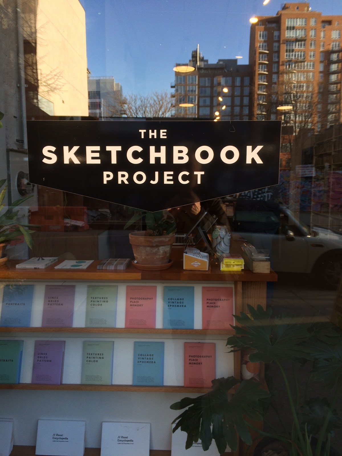 The Brooklyn Gallery Filled with Thousands of Sketchbooks