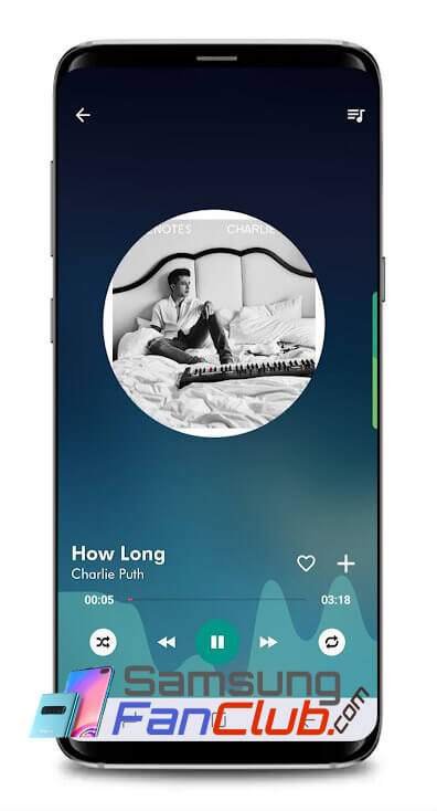 S10 Music Player - Music Player for S10 Galaxy - Free download and software reviews - CNET Download