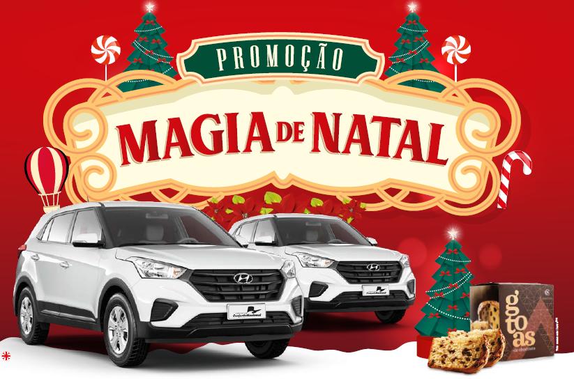 """Conjunto Nacional lança hoje a promoção """"Magia de Natal"""""""