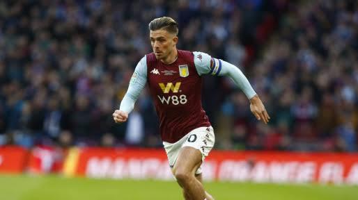 Grealish has set his heart on Man United move