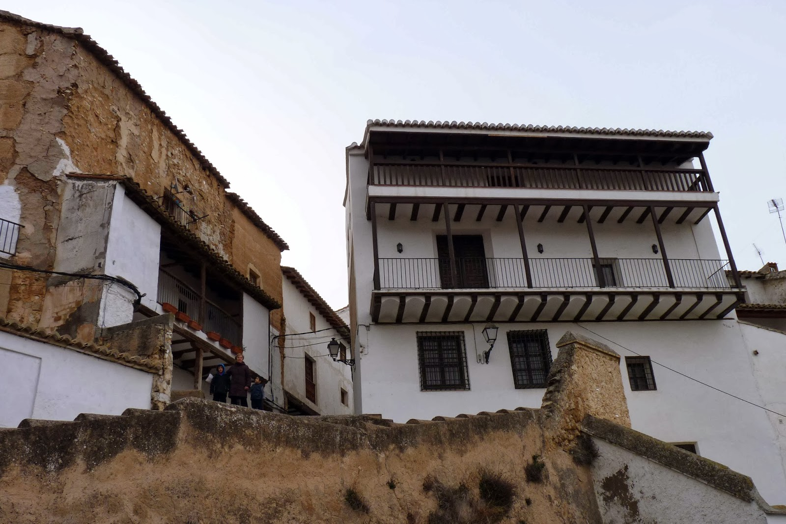 La Villa de Requena.