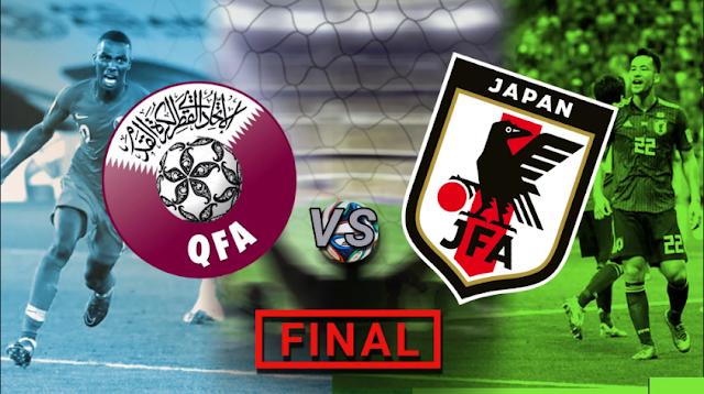 قطر ضد اليابان