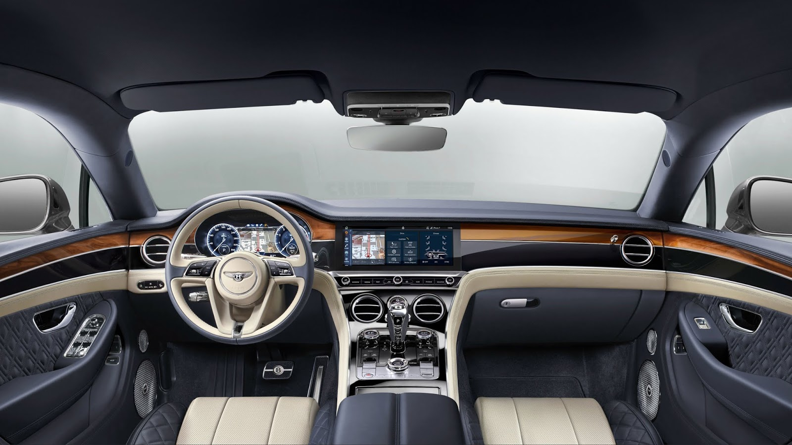 H T For Cars Bentley Flying Spur 2020 بنتلى فلاينج سبور 2020