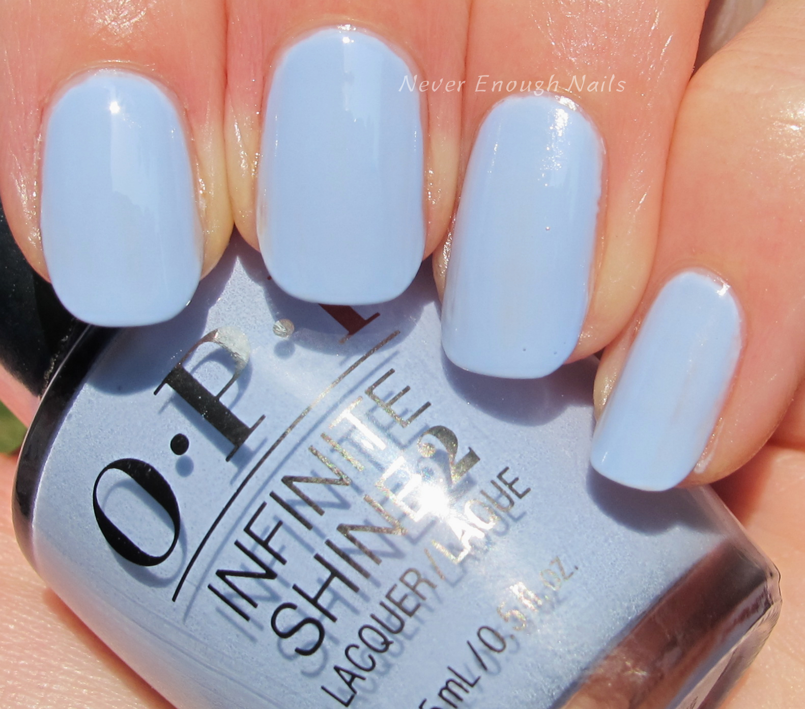 Never Enough Nails Opi Infinite Shine Summer Collection Part 2