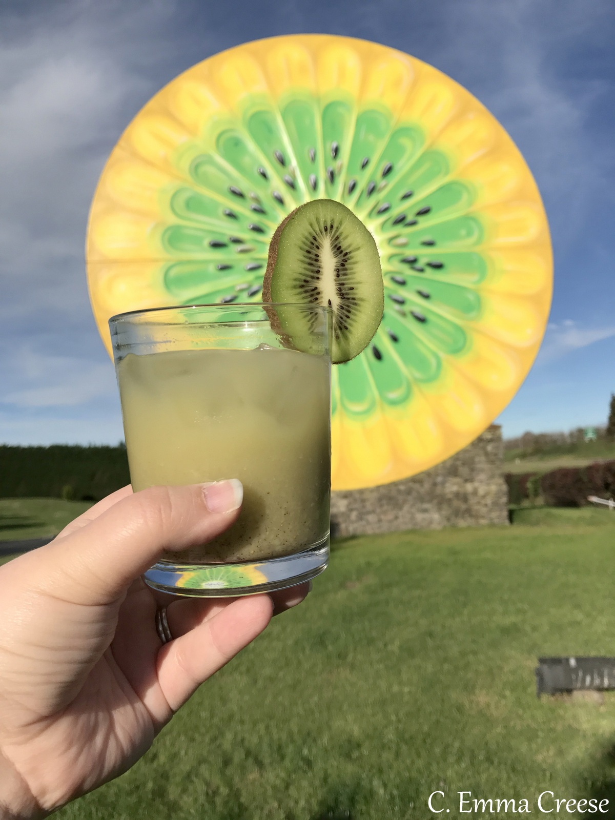 Cocktail Recipe Kiwifruit Moscow Mules Adventures of a London Kiwi