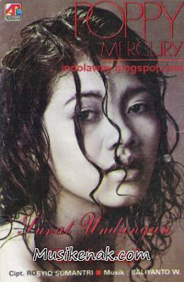 Koleksi Lengkap Kumpulan Lagu Poppy Mercury full album populer