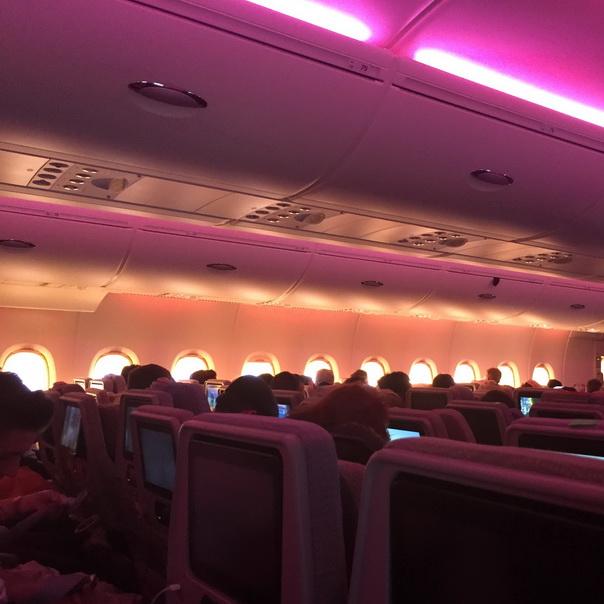 Flugzeug Passagiere Passagierraum Tipps gegen Flugangst