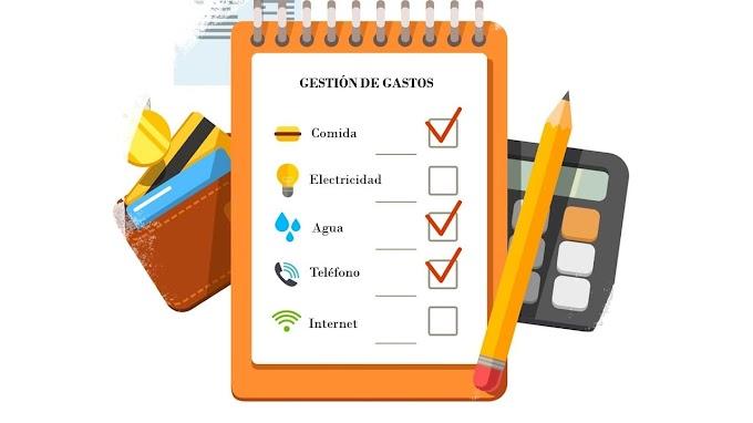 Control de Gastos - Excel