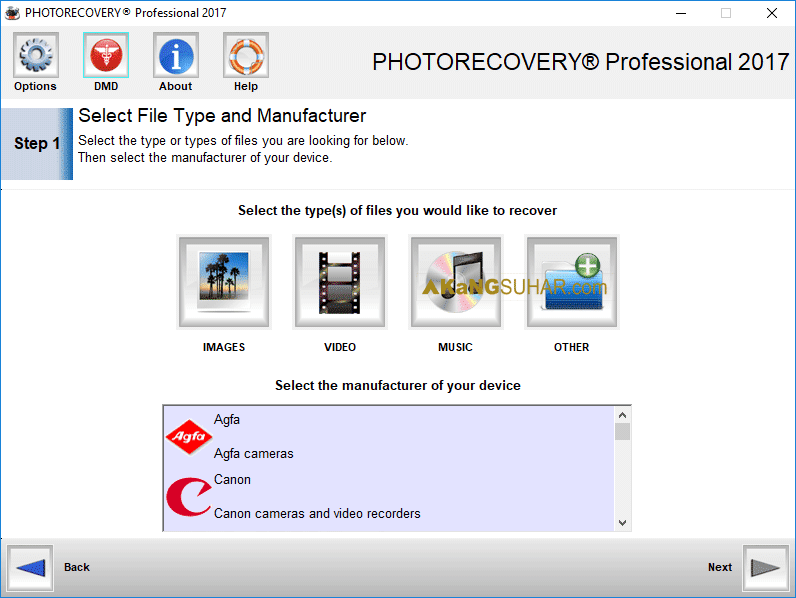 Download PHOTORECOVERY Professional 2017 Final Full Crack Full serial number full patch full keygen full activation key