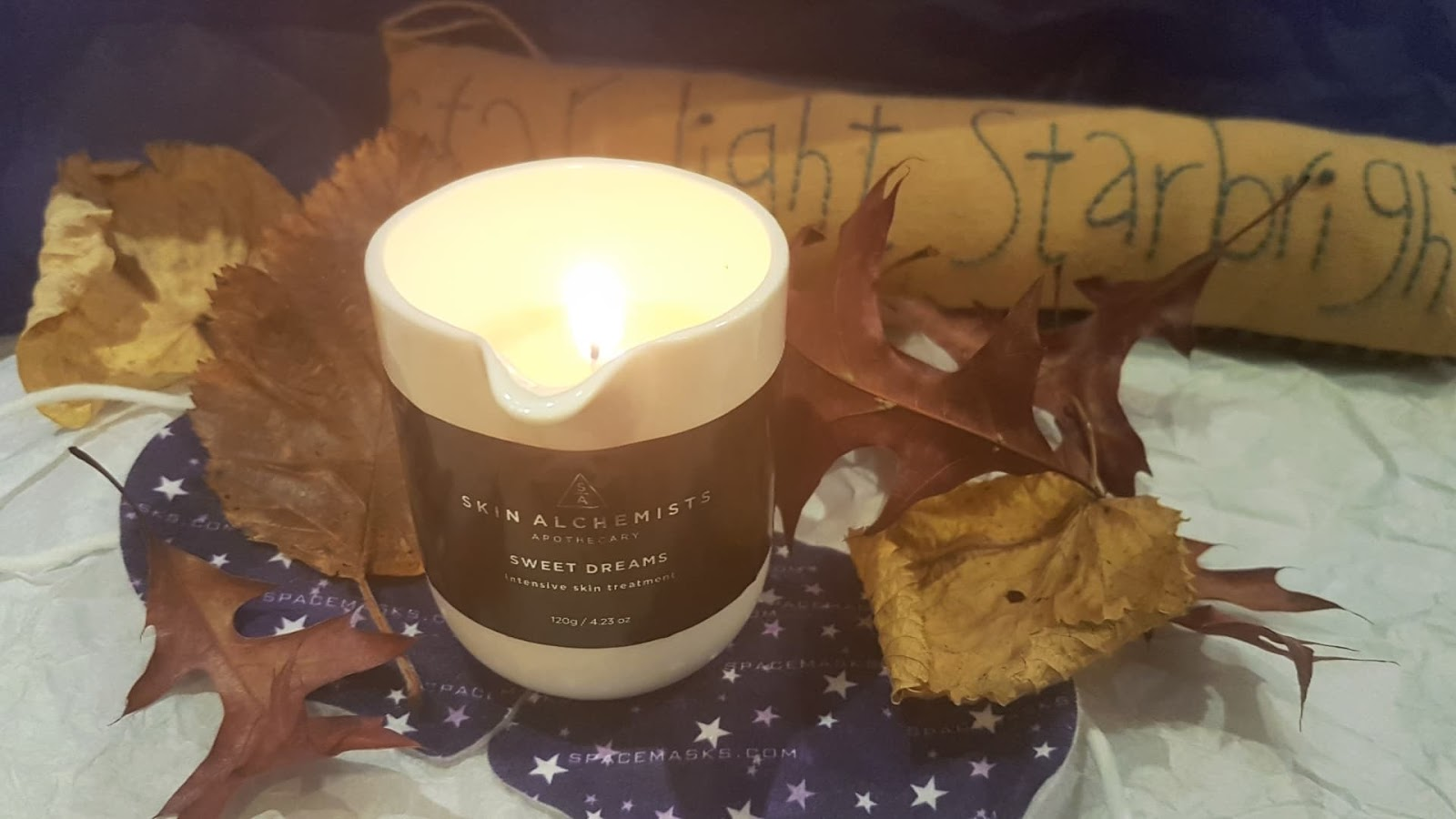 Skin Alchemists Intensive Skin Treatment candle review - The Natural Beauty Box