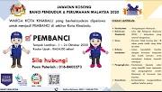 Jawatan Kosong Banci Penduduk & Perumahan Malaysia 2020 Di Kota Kinabalu, Sabah
