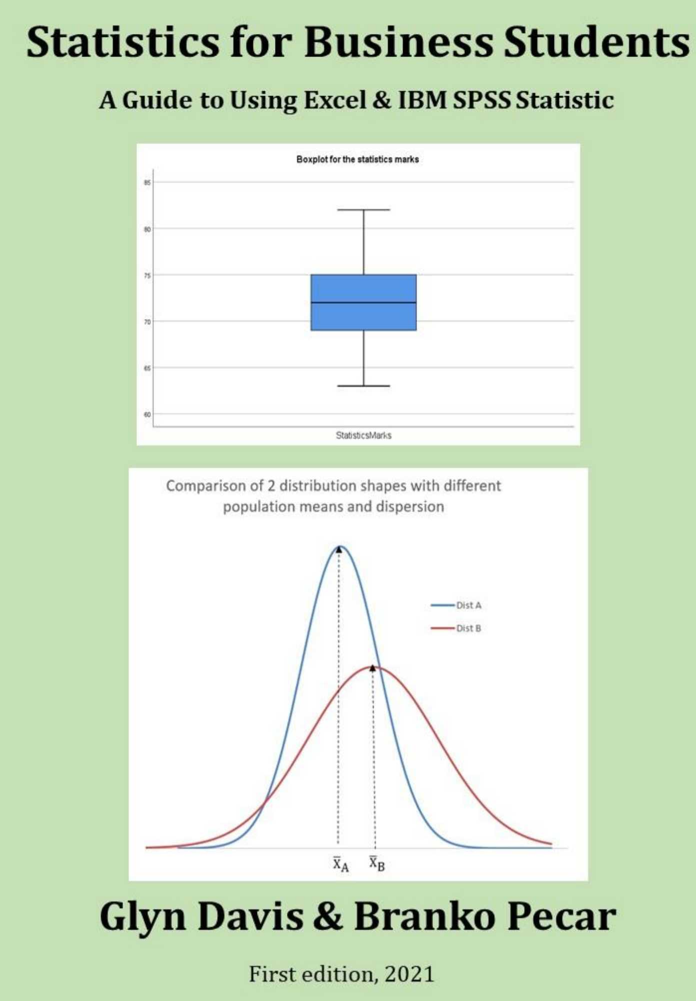 Statistics for Business Students: A Guide to Using Excel & IBM SPSS Statistics