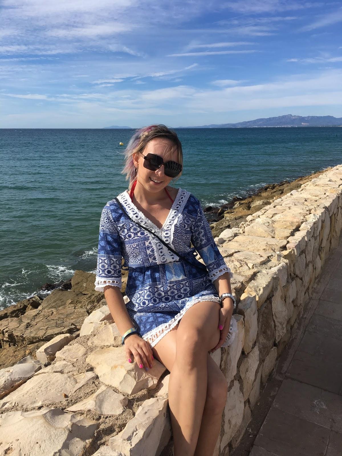 sukienka na wakacje