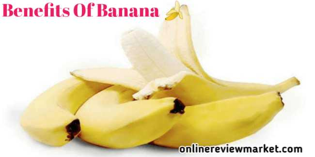 health benefits of bananas onlinereviewmarket.com