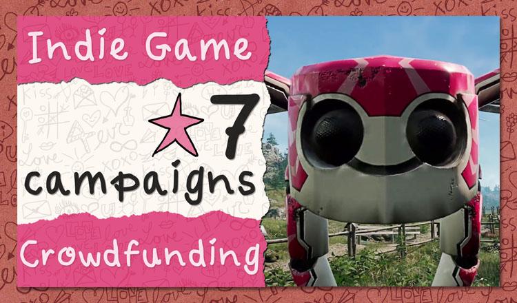 7 Kicking Kickstarters ♥ June/July