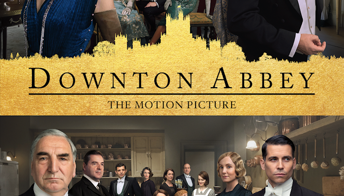 "The Holidays Just Got Merrier with the Release of  ""Downton Abbey: The Motion Picture"" on Blu-ray and DVD! (GIVEAWAY)"