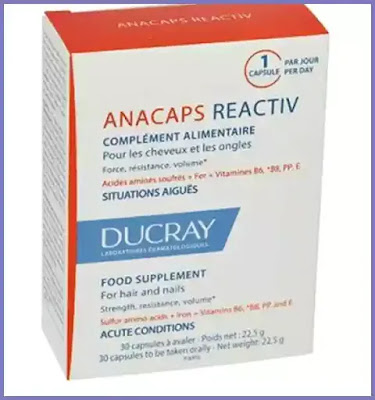 anacaps reactiv ducray pareri forum remedii caderea parului