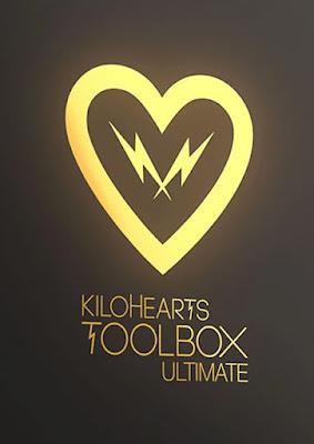 Cover do plug-in kiloHearts - Toolbox Ultimate   Slate Digital Bundle