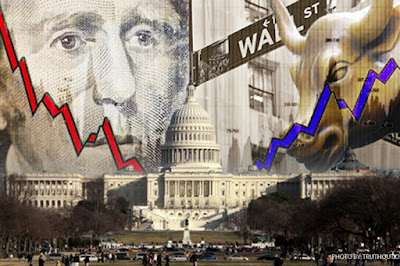 When Markets Crash: What's Another Thousand Points, Either Way?